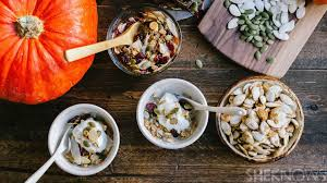 Toasting Pumpkin Seeds In Microwave by 3 Downright Delicious Recipes To Make The Most Of Pumpkin Seeds