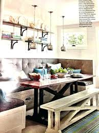 Restaurant Table Set Booth Dining Room Nice Kitchen