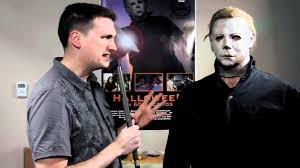 Michael Myers Actor Halloween 4 by Halloween Interview With Michael Myers Youtube