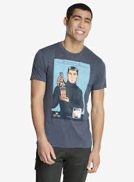 Pulp Fiction Pumpkin Shirt by Archer Yes I Do T Shirt Boxlunch