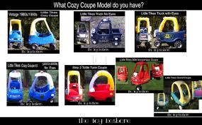 100 Truck Cozy Coupe What Model Of Little Tikes Do You Have Thetoyrestorecom