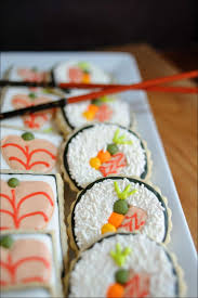 Sushi-cookies-4   Gray Barn Baking Pottery Barn Chandelier Shades Ideas On Chandeliers Vegetable Display Inspiration Ideas To Accompany San Sai Sushi Fr Sushi Flickaholdingplatta Le Arkivfoto Bild 919246 Conveyor Belt How Make A Notoriously Pricey Food Noeser Tom Hipster Hirts Med Print Oceanblue Barn Pulls Offensive Chef Costumes Eater 61 Best Flyer Restaurant Menu Print Templates Kids Costume 06 Mercari Buy Sell Things Bento 77 Shaun The Sheep Onigiri Seaweed And Rice Party Cookies Gray Baking Lighting Diy Cool With Drum Lamp Fujisushi Org Light Purple Beju Long Islands Best