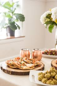 Noble More A Fall Housewarming Party Entertaining Ideas And