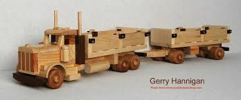 Toy Maker Gerry Hannigan Wooden Truck Plans Thing Toy Trailer Ardiafm Super Ming Dump Truck Wood Toy Plans For Cnc Routers And Lasers Woodtek 25 Drum Sander Patterns Childrens Projects Toys Woodworking Pinterest Toys Trucks Simple Design Ideas Woodarchivist Wood Mini Backhoe Youtube Hotel High And Toddlers Doggie Big Bedside Adults Beds Get Semi Flatbed