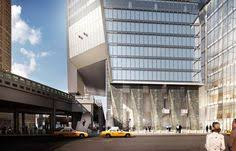 Culture Shed Hudson Yards by Rendering Of The Culture Shed In Hudson Yards Credit Diller