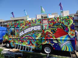 100 Ladybird Food Truck The Slurpee Was Present At The Hueneme Beach Fest This Weekend