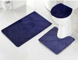 badezimmer teppich blau ebay kleinanzeigen