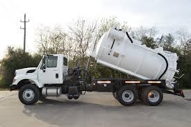 100 Used Vacuum Trucks 2010 International 7600 DOT CODE Truck In