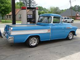 1957 Chevy Cameo Pick Up Truck---Weaver. Al. | Chevrolet Mad… | Flickr 1956 Chevrolet Cameo For Sale Classiccarscom Cc794320 1955 Chevy Truck Rear 55 59 1958 Pickup Start Run External Youtube Cameo Gmc Trucks Antique Automobile Club Of 1957 Chevy Truck Hot Rod Network F136 Monterey 2012 Pick Up Truckweaver Al Mad Flickr Rm Sothebys The Wiseman God Ertl 118 3100 White 7340 New American Street Feature Tom Millikens 56 Is Done Right