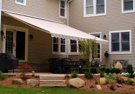 Retractable Awnings - The Awning Guy.com Outdoor Marvelous Retractable Awning Patio Covers For Decks All About Gutters Deck Awnings Carports Rv Shed Shop Awnings Sun Deck A Co Roof Mount Canopy Diy Home Depot Ideas Lawrahetcom For Your And American Sucreens Decor Cozy With Shade Pergola Design Magnificent Build Pergola On Sloped Shield From The Elements A 12 X 10 Sunsetter Motorized Ers Shading San Jose