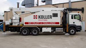 Koller Wireline Crane Truck - YouTube Mobile Truck Cranes Bateck Koller Wireline Crane Truck Youtube 80 Ton Grove Tms 800e Hydraulic Service Rental Hire Solutions On Twitter New Kato City Crane Sign Written Hire Dry And Wet Australia Wide National Introduces The Ntc55 An Evolved With 60 Short Term Long Effer Knuckle Boom Maxilift 50 Link Belt Htc 8650 Ii China Manufacturers Suppliers Madein Las Hiab Fniture Hoist Technical Simplephysics 3 Stars Level 11