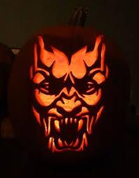 Clown Pumpkin Template by Gene Simmons Pumpkin I Carved Halloween Pinterest Gene