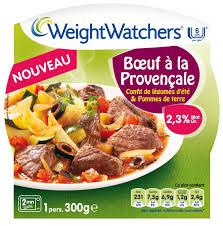 plat cuisiné weight watchers boeuf à la provençale confit de légumes d été et pomme de terre