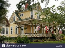 Mobile Alabama Berney Fly Bed and Breakfast 1895 Queen Ann