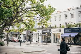 100 Westbourn Grove E Is One Of Most Glamorous Streets In London Home To