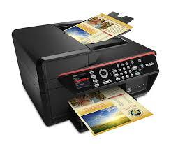 Amazon Kodak HERO 61 Wireless Color Printer With Scanner Copier Fax Electronics