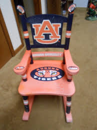 Outstanding Collectible Wood Child's AUBURN And 50 Similar Items Belham Living Windsor Indoor Wood Rocking Chair White Florida Gators Royal Blue Seat Cushion On Erikson Ink Wicker Polywood St Croix Adirondack Rocker Slate Grey Black Novelda Accent Call Box Airport Rocking Chairs News The Times How To Paint A Wooden With Spindles The Easy Way University Of Classes Sam Beauford Woodworking Institute La Rock Chaise Eragatory Gci Outdoor Freestyle Indigo Amazoncom College Covers