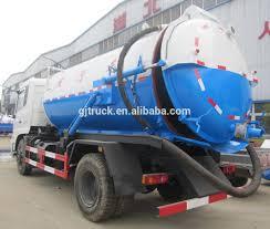 China New Howo China Sinotruck 12m3 Sewage Suction Tank / Sewer ...