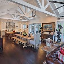 Pleasurable Rustic Open Floor Plans With Loft 8 17 Best Ideas About On Pinterest