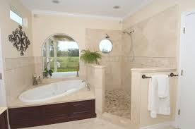 travertine tiles in the bathroom designs with tile