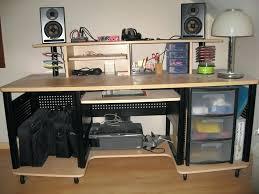 desk studio rta desk cherry studio rta creation station studio