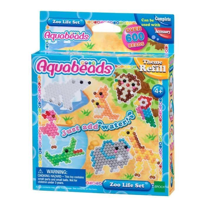 Aquabeads - Zoo Life Set