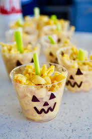 Vomiting Pumpkin Guacamole by 7 Awesome Spooky Snack Ideas For Your Halloween Party Ramshackle