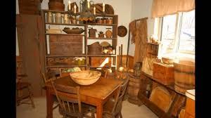 primitive kitchen decorating ideas 100 images best 25