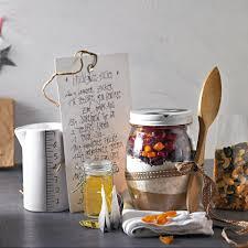 backmischung im glas frucht nuss kuchen
