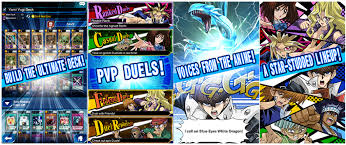the yu gi oh duel links card game launches globally android