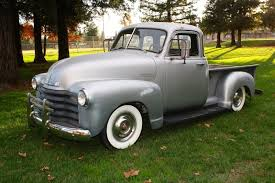 1953 Chevrolet Pickup-5 Window-1949-1950-1951-1952-1954-1955-Hot Rod ...
