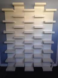 Making A Wooden Shelving Unit by Best 25 Shelf Units Ideas On Pinterest Wall Shelf Unit Ikea