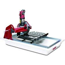 Tile Saw Water Pump Not Working by Mk 370exp 1 1 4 Hp 7 Inch Wet Cutting Tile Saw Power Tile Saws