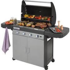 cuisine barbecue gaz cingaz class 4 l plus barbecue gaz boulanger