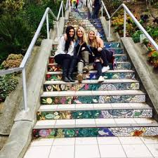 the 16th avenue tiled steps 1402 photos 491 reviews local