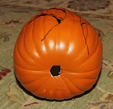 Pumpkin Carving Drill Holes by Stacked Pumpkin Topiaries Home Savvy