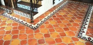 mexican ceramic floor tile mexican saltillo tile mexican style
