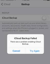 How to Fix the Last Backup Could Not Be pleted Error on iCloud