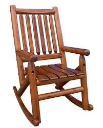 Plinio Single Porch Rocking Chair