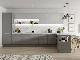 Kitchen Unit Ideas Grey Kitchen Ideas Grey Kitchen Designs Howdens
