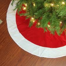 White Christmas Tree Skirt Walmart by 60