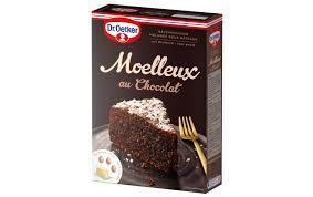 backmischung schokoladenkuchen 385 g