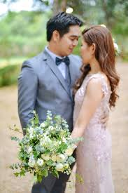 A Rustic Garden Wedding In Antipolo Philippines