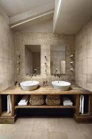 die schönsten fliesen badezimmer rustikale badezimmer