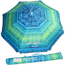 Sunbrella Patio Umbrellas Amazon by Amazon Com Tommy Bahama 2016 Sand Anchor 7 Feet Beach Umbrella