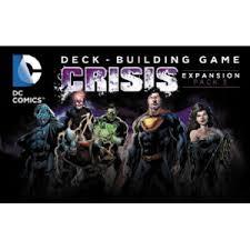comics deckbuilding game crisis expansion pack 3