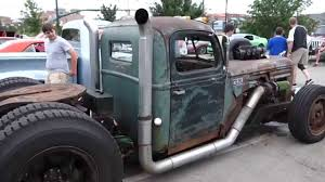 100 Rat Rod Tow Truck Rod Tow Truck YouTube
