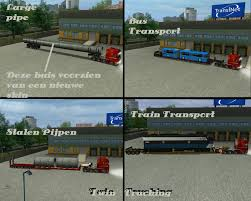 Euro Truck Simulator 1 Mods | ETS 1 Mods | Truck Simulator Mods ...