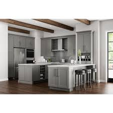 Hampton Bay Glass Cabinet Doors by Shaker Assembled 30x18x12 In Wall Flex Kitchen Cabinet With
