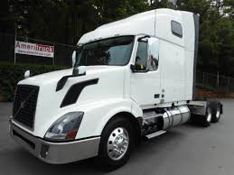 USED 2012 VOLVO VNL 670 SLEEPER FOR SALE IN NC #1921
